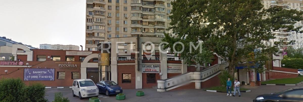 Административное здание Новочерёмушкинская ул. 66, корп. 1.