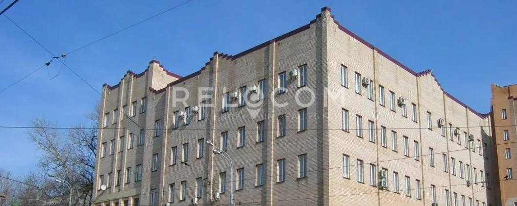 Административное здание 3-й Сыромятнический пер. 3/9, стр. 6.