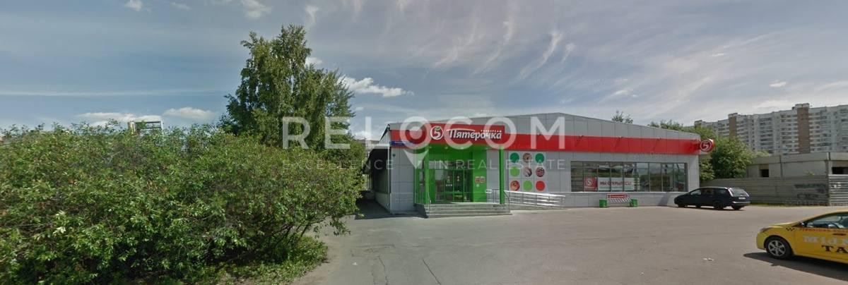 Административное здание Федосьино ул. 10.