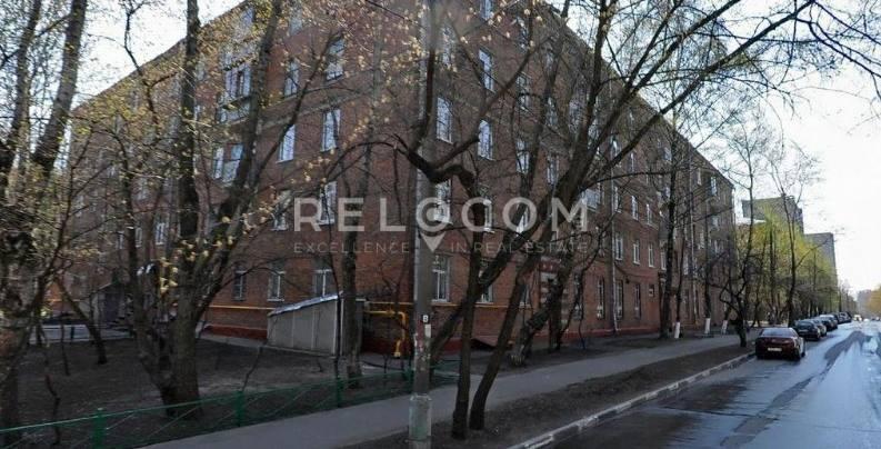 Жилой дом Мартеновская ул. 7.