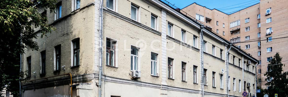 Административное здание Проточный пер. 14/1, стр. 1.