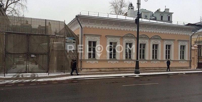 Особняк Больша Ордынка ул. 61.