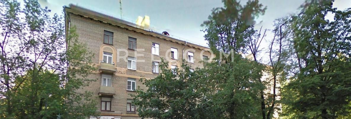 Жилой дом Маршала Соколовского ул. 2.