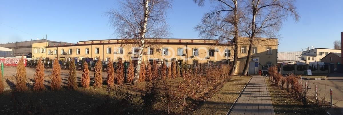 Административное здание Боровая ул. 7, стр. 4.