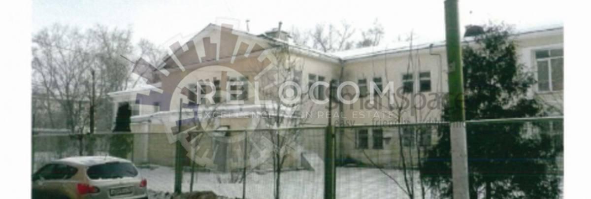 Административное здание 1-й Автозаводский пр-д 3.
