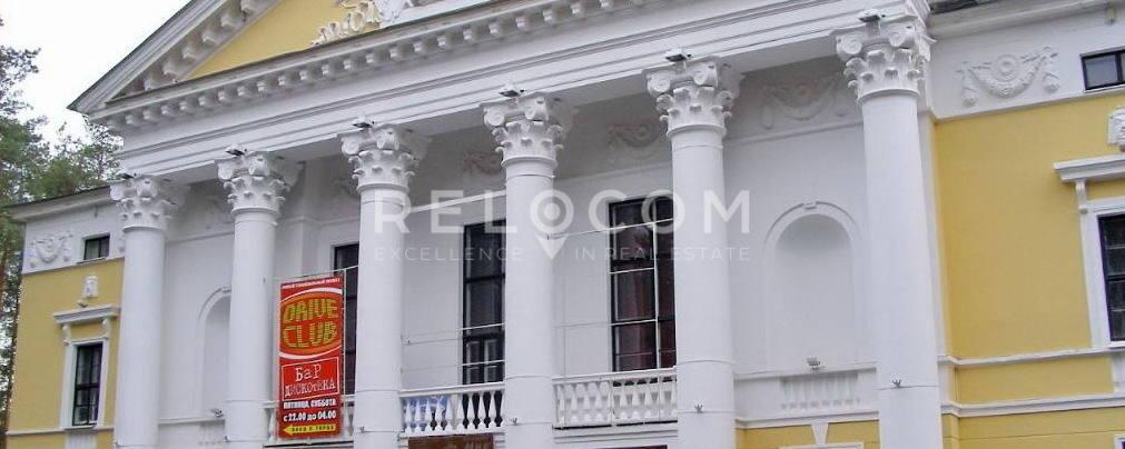 Административное здание Раменки 5