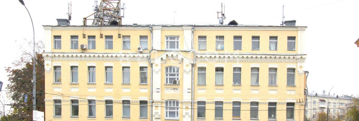 Административное здание Комсомольский п-т 7, стр. 2.