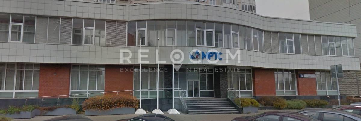 Административное здание Новочерёмушкинская ул. 18.