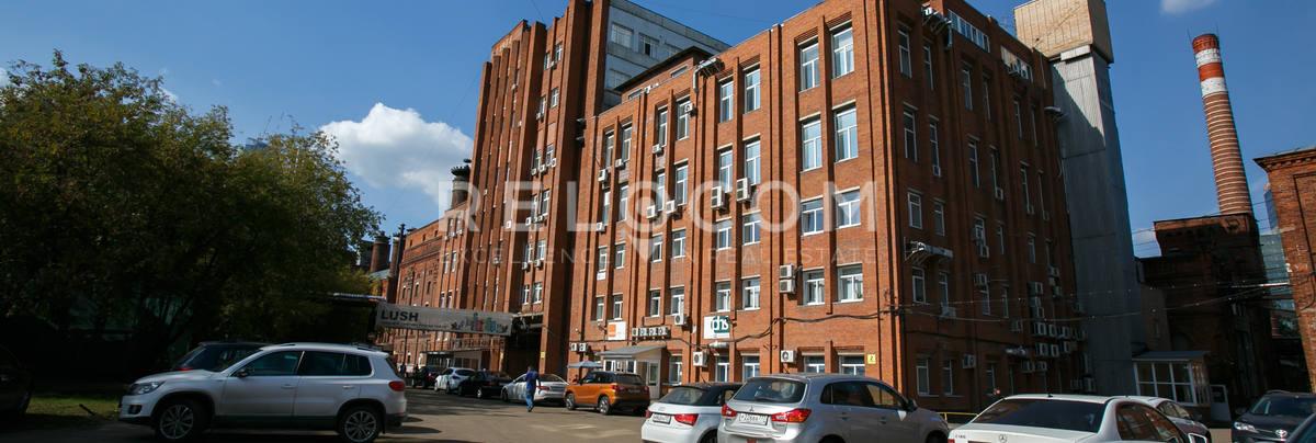 БЦ Бадаевский, строение 2