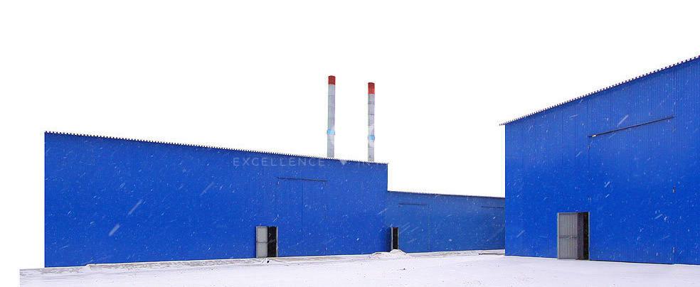 Офисно-складской центр Рахмановская складская база