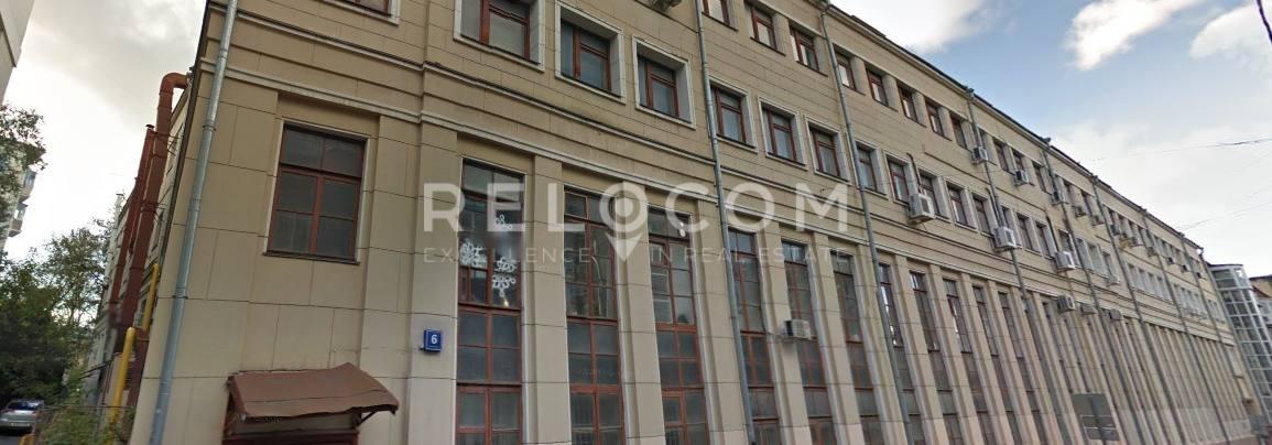 Административное здание Шелапутинский пер. 6, стр. 3.