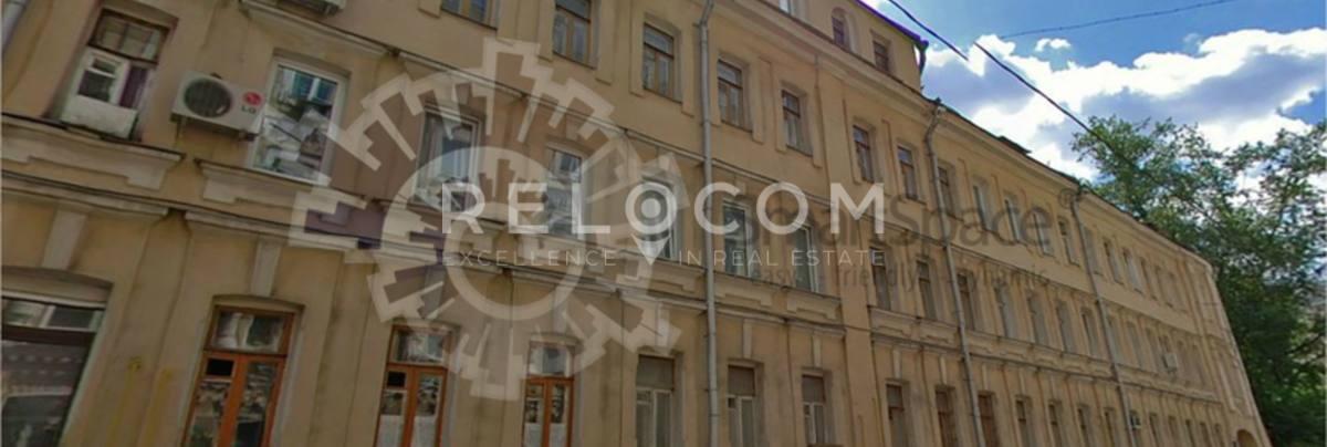Административное здание Грузинский Вал 12
