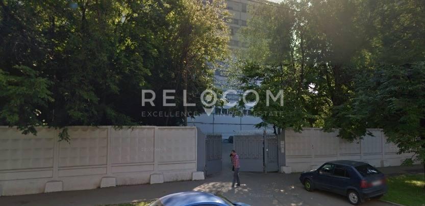 Административное здание Новогиреевская улица, 5