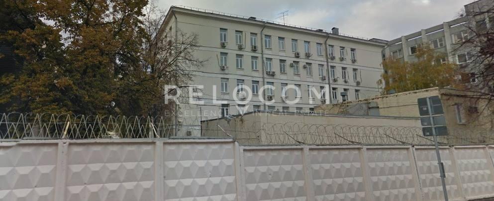 Административное здание Электродная ул. 10, стр. 4.