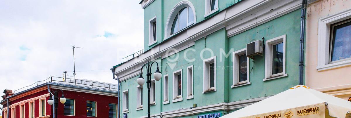 Административное здание Климентовский пер. 12, стр. 1.