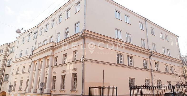Административное здание Старосадский пер. 8, стр. 1.
