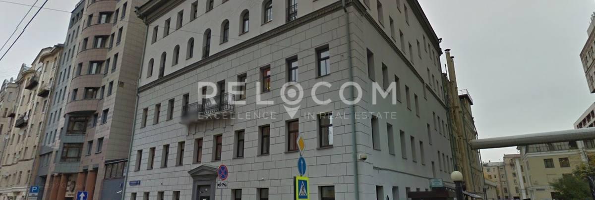 Административное здание 4-я Тверская-Ямская ул. 20, стр. 1.