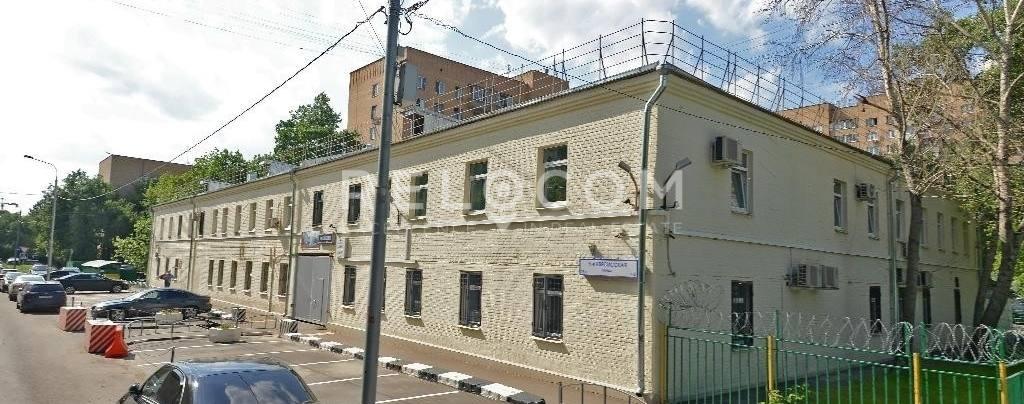 Административное здание 1-я Квесисская ул. 28.