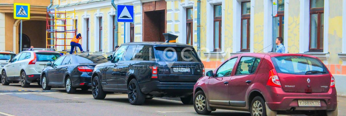 Административное здание Садовническая 73 стр1