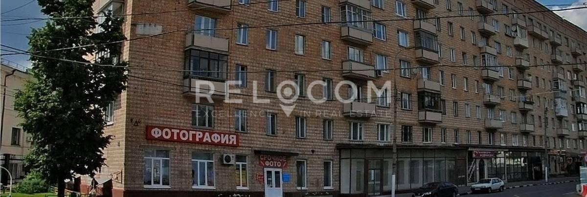 Жилой дом 3-й Автозаводский пр-д 4.