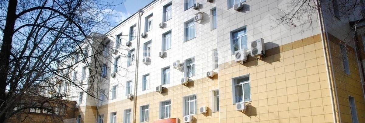 Административное здание Шоссе Энтузиастов 21