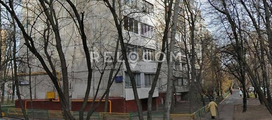 Жилой дом 3-й Новоподмосковный пер. 6.