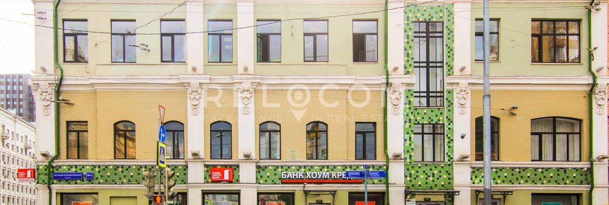 Административное здание Верхняя Красносельская ул. 38/19, стр. 1.