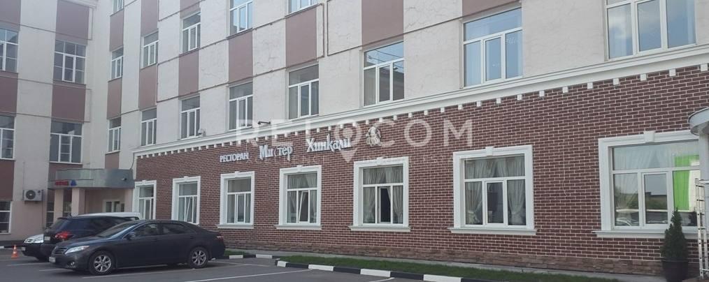 Административное здание Волгоградский п-т 32, корп. 11.