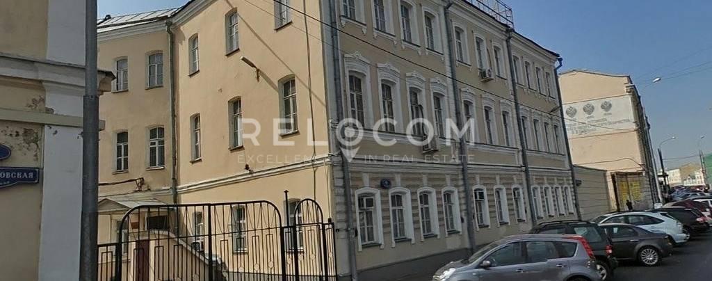 Административное здание Овчинниковская наб. 6, стр. 3.
