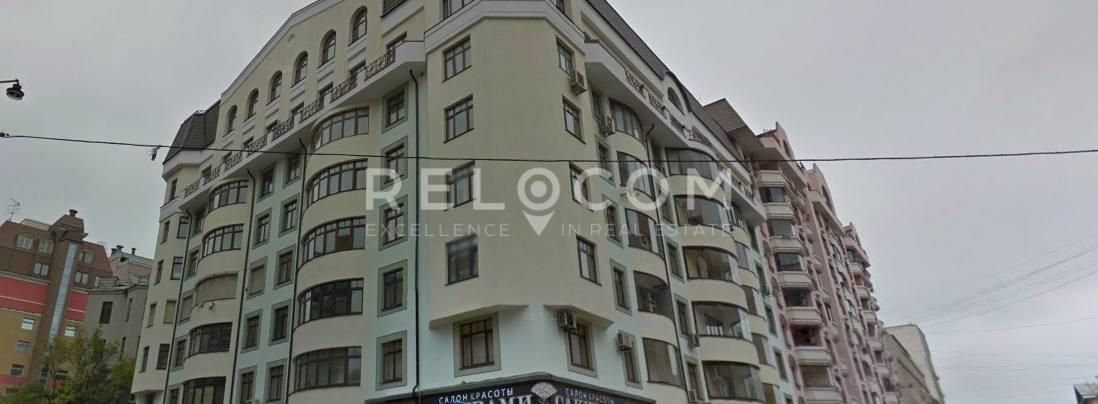 Административное здание 2-я Тверская-Ямская ул. 28