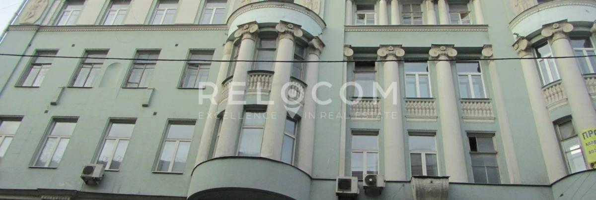 Административное здание Мясницкая 15