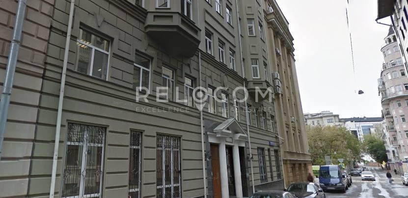 Административное здание Уланский пер. 22, стр. 2.