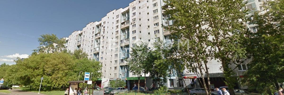 Жилой дом Плещеева ул. 8.