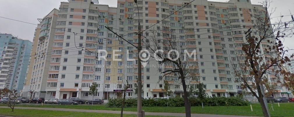 Жилой дом Перовская ул. 66, корп. 6.