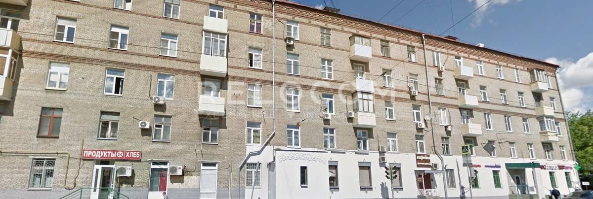 Жилой дом Волочаевская ул. 40Б.