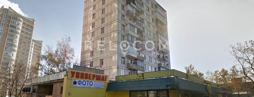 Жилой дом Ивана Сусанина ул. 4, корп. 1.