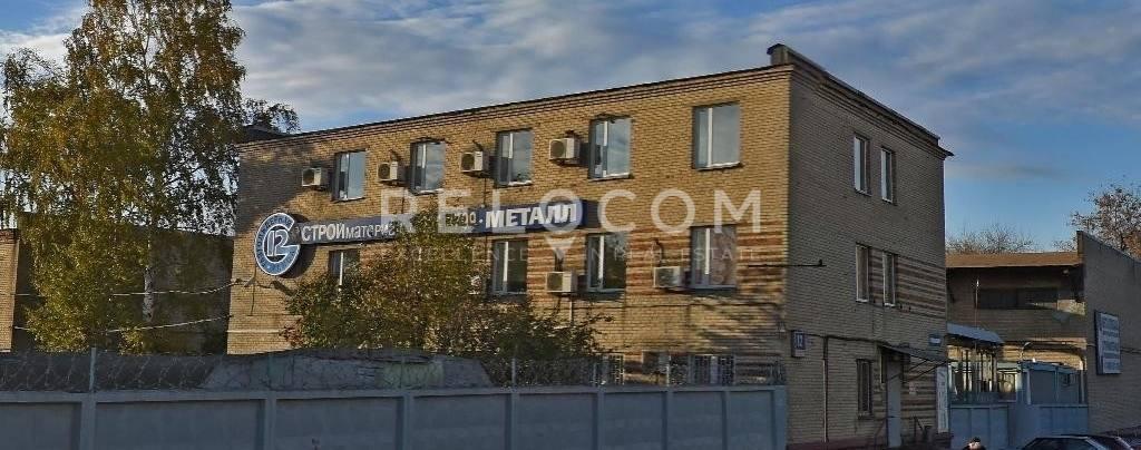 Административное здание Газгольдерная ул. 12.