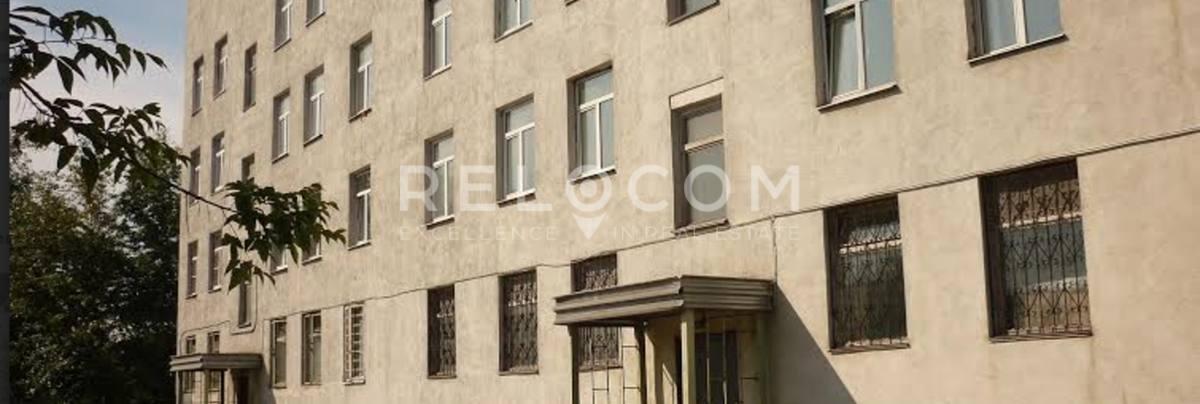 Административное здание 2я Машиностроения 21