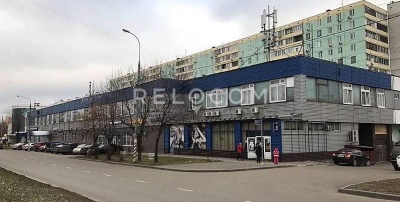 Административное здание Алтуфьевское шоссе 28.