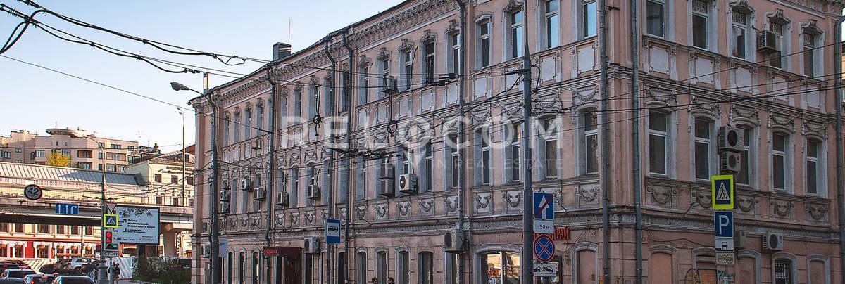 Административное здание Садовая-Самотечная 15
