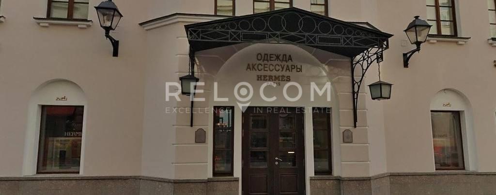 Административное здание Столешников 12