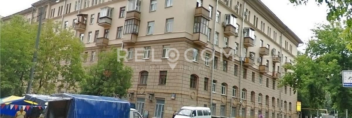Жилой дом Ленинский пр-т 37А.