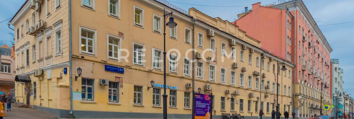 Административное здание Мясницкая ул. 40,  стр. 1.