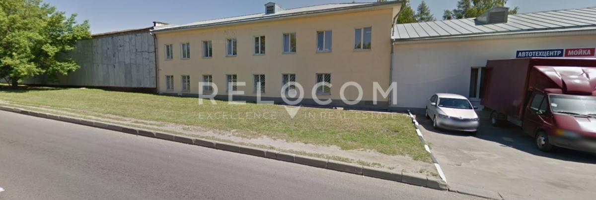 Офисно-складской центр Кавказский б-р 54.