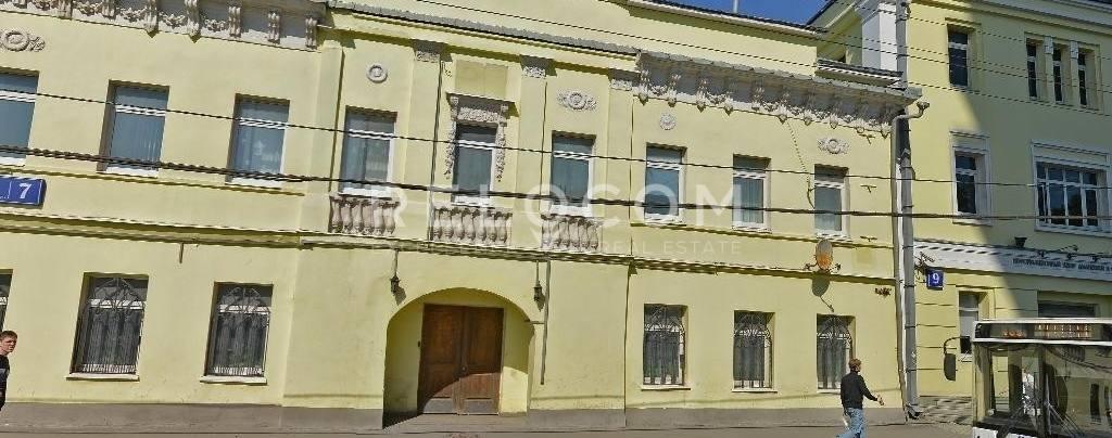 Особняк Таганская ул. 7.