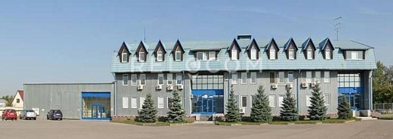 Административное здание Проектируемый пр-д №4294, 19.