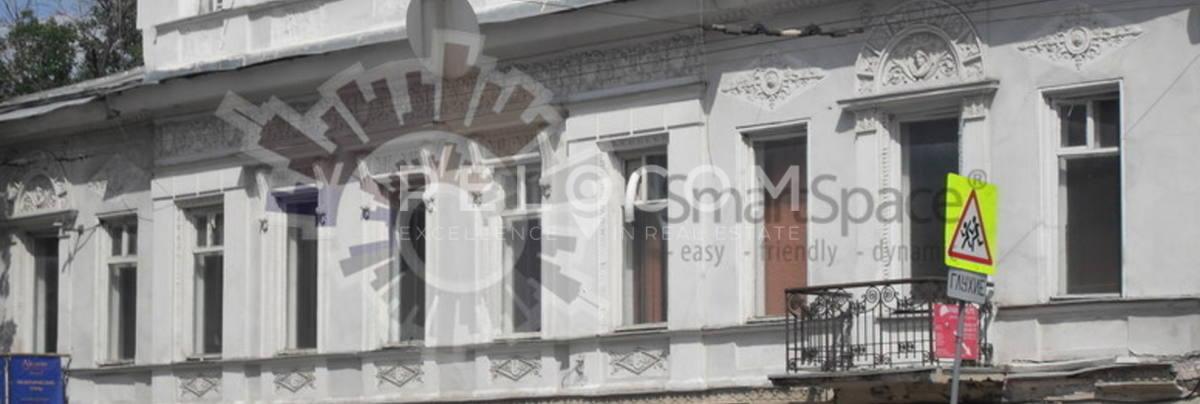 Административное здание Малая Дмитровка 12