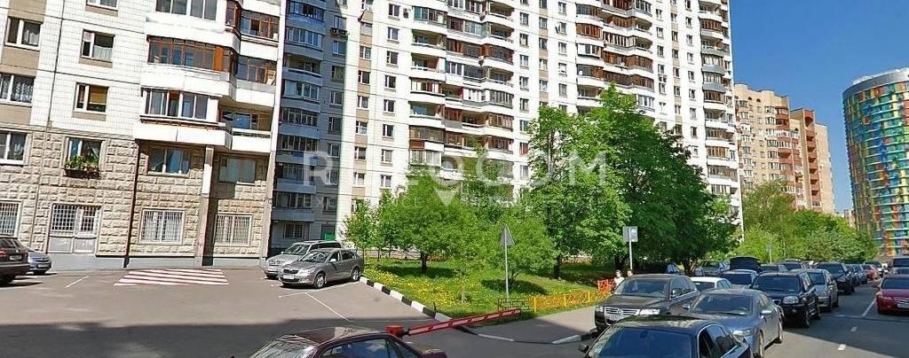 Жилой дом Новочерёмушкинская ул. 64, корп. 1.