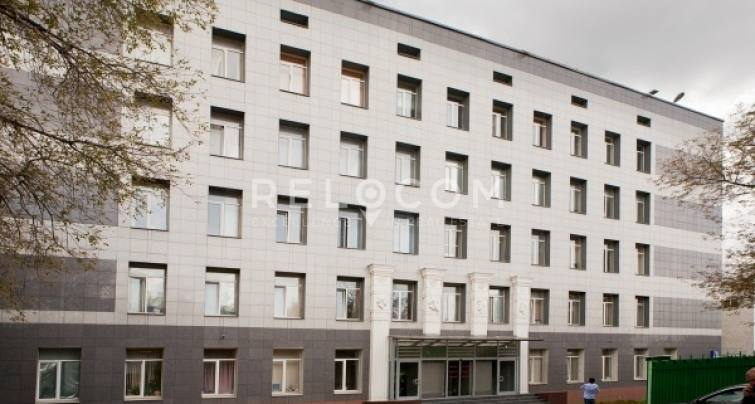 Административное здание Волгоградский проспект, 35