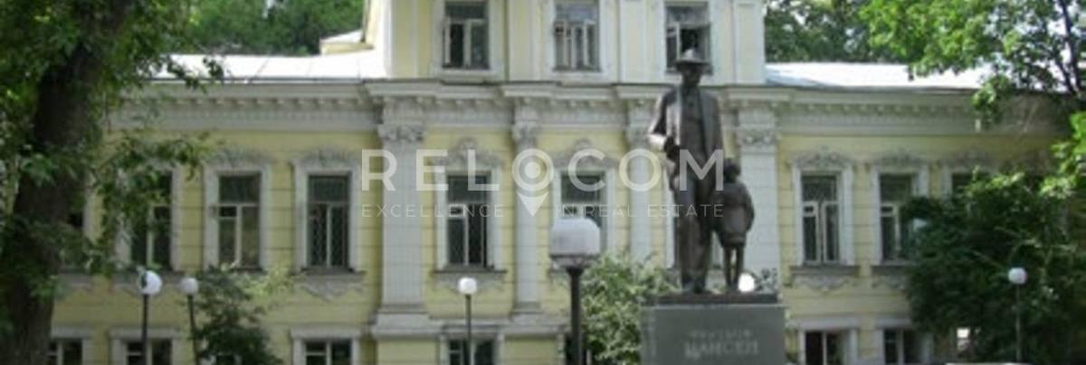 Административное здание Большой Левшинский 6с2